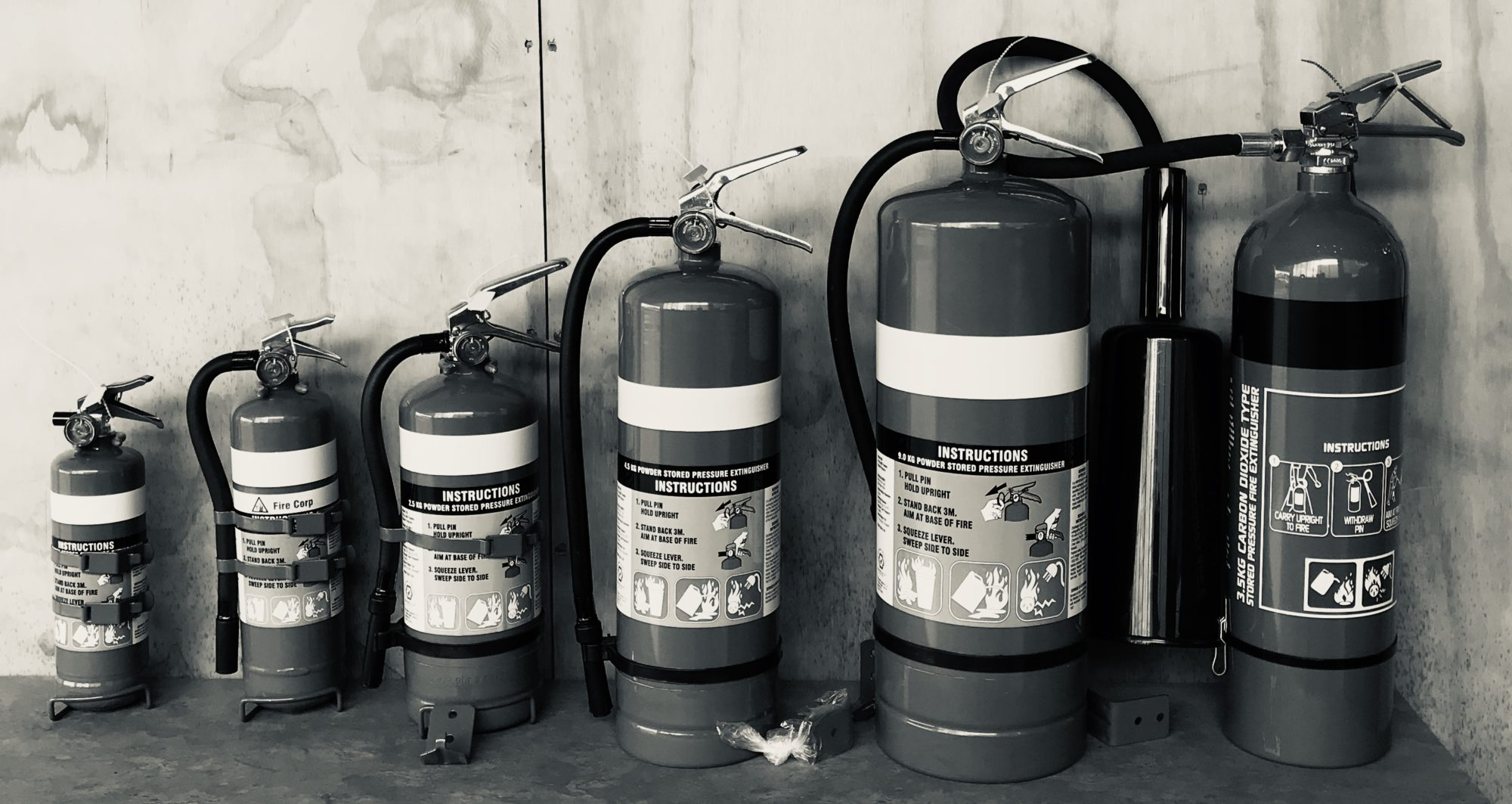 FIRE EXTINGUISHERS LTD